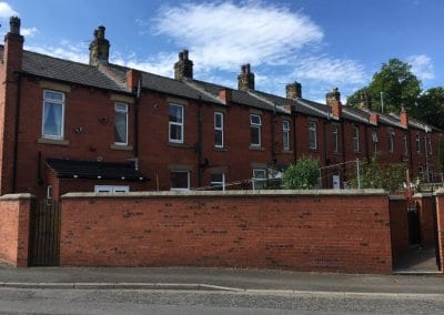 Housing Scheme Properties - Dewsbury - BRC Leeds Ltd