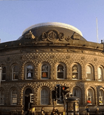 The Corn Exchange, Leeds - Cleaned - BRC Leeds Ltd
