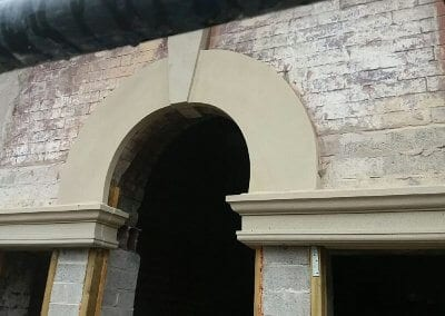 Former Leeds Girls' Grammar School- New Stone, Supplied, Carved and Fitted - BRC Leeds Ltd