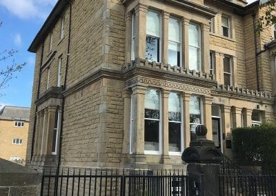 Harrogate Semi Detached House - Cleaned, Pointed and Repaired - BRC Leeds Ltd