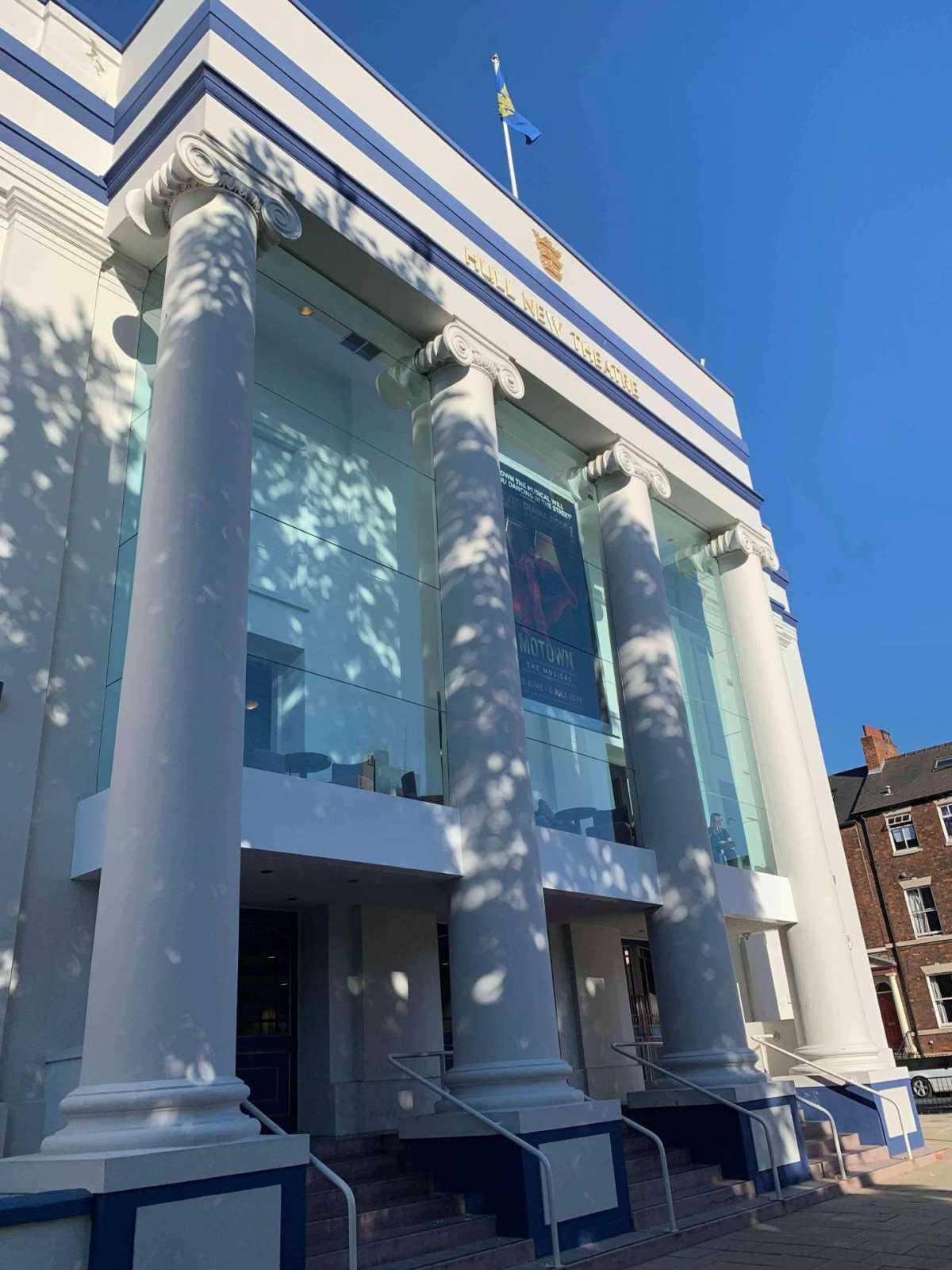 New Hull Theatre Restoration 7