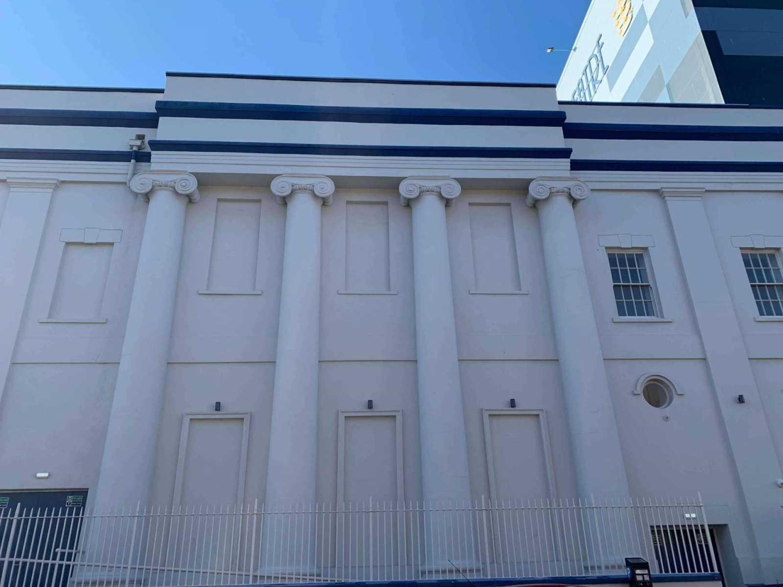 New Hull Theatre Restoration 8