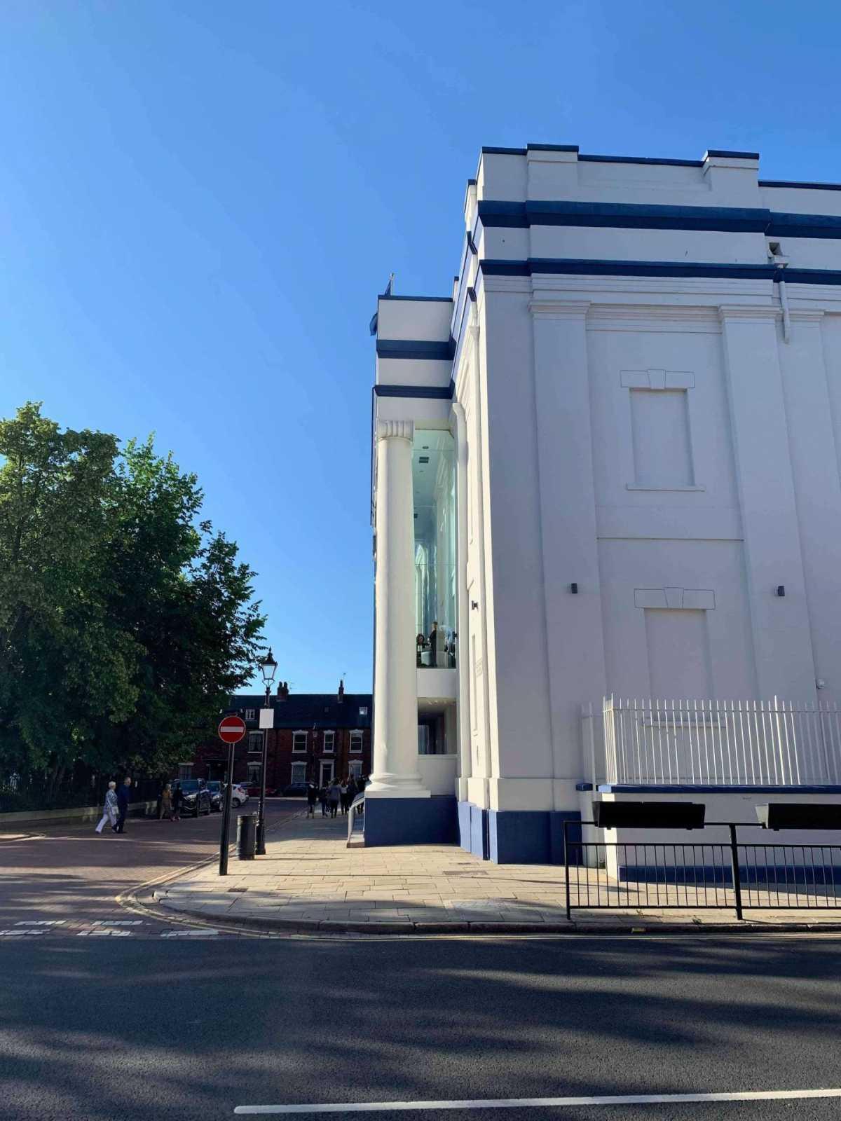 New Hull Theatre Restoration 6