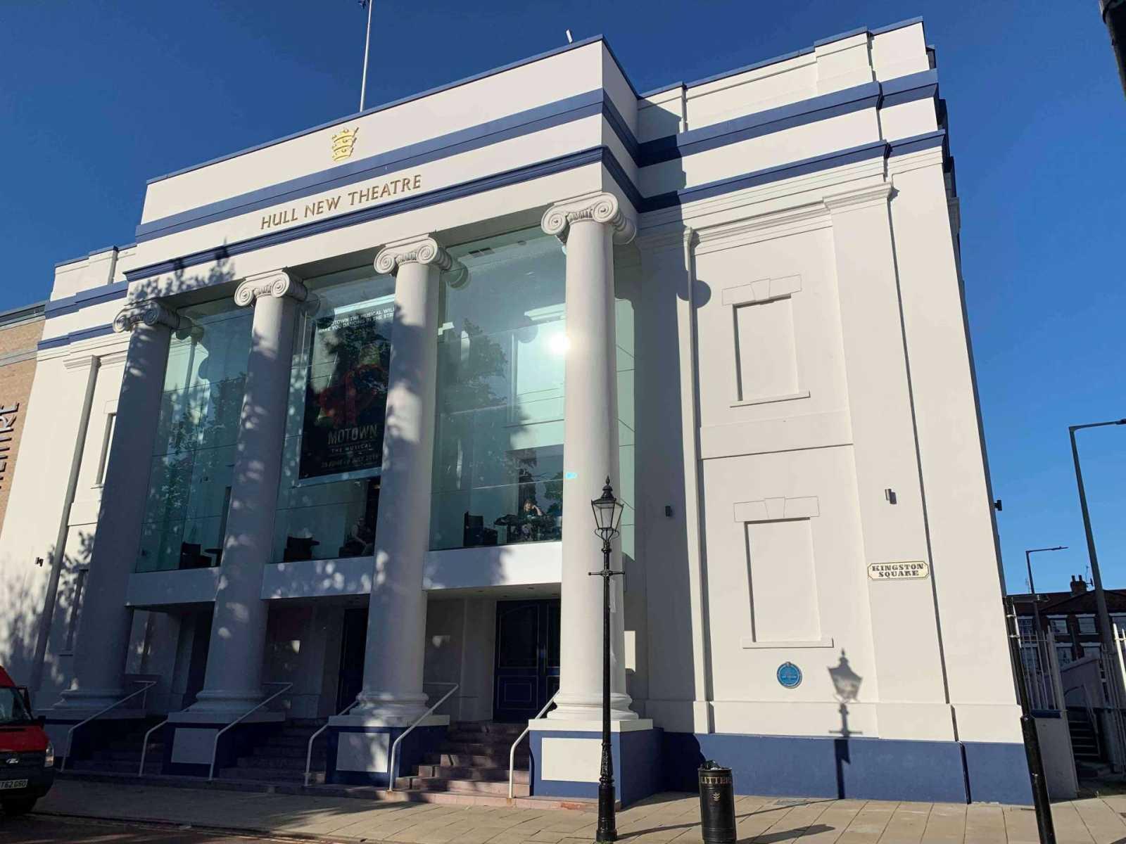 New Hull Theatre Restoration 5