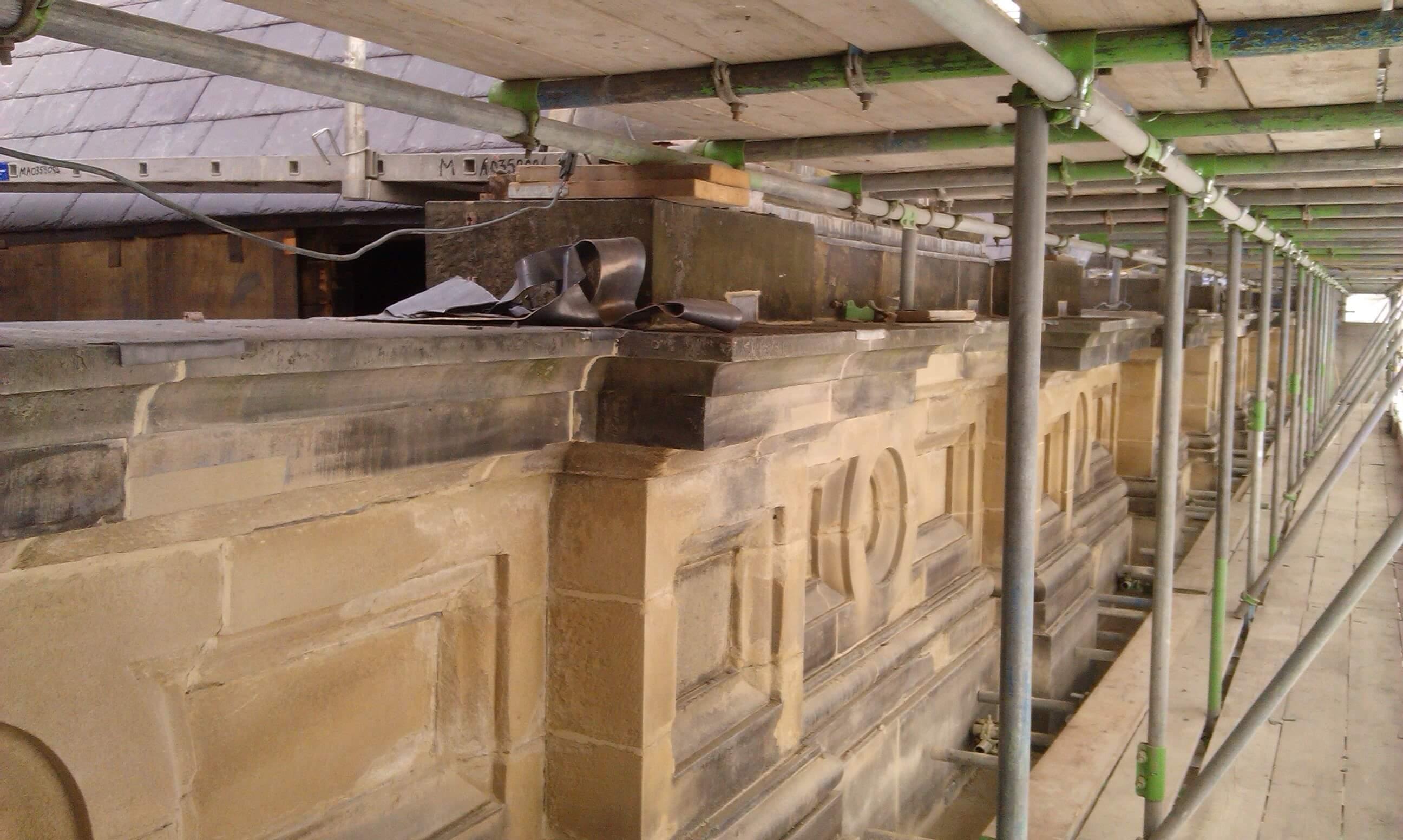 Stone Repairs Sample 3