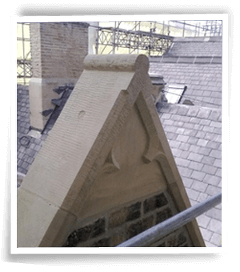 Stone Repair and Repointing