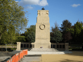 Memorial Stone Cleaning