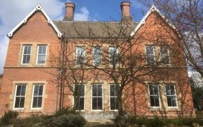Springhead Park House