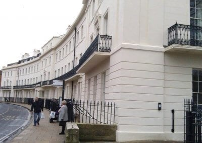 York Terrace - Stone Repairs - BRC Leeds Ltd