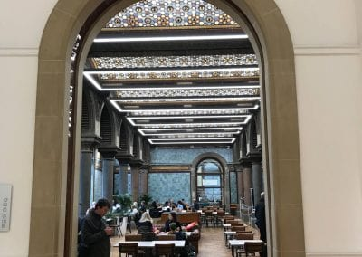 Full Arch Leeds Art Gallery