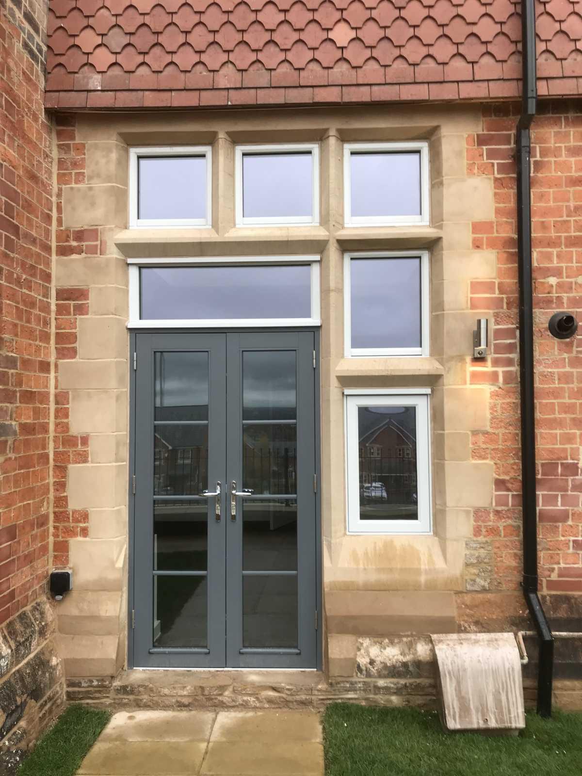 Cookridge Hospital Door and Window Surrounds