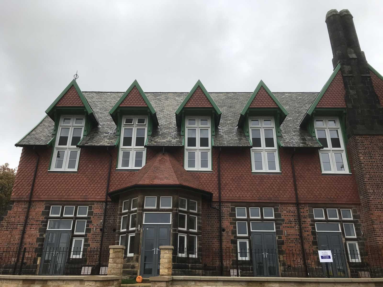 BRC Leeds Ltd Stone Repairs- Cookridge-Hospital-Stonework