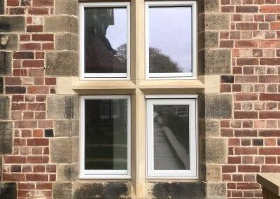 Window Cookridge Hospital I BRC Leeds