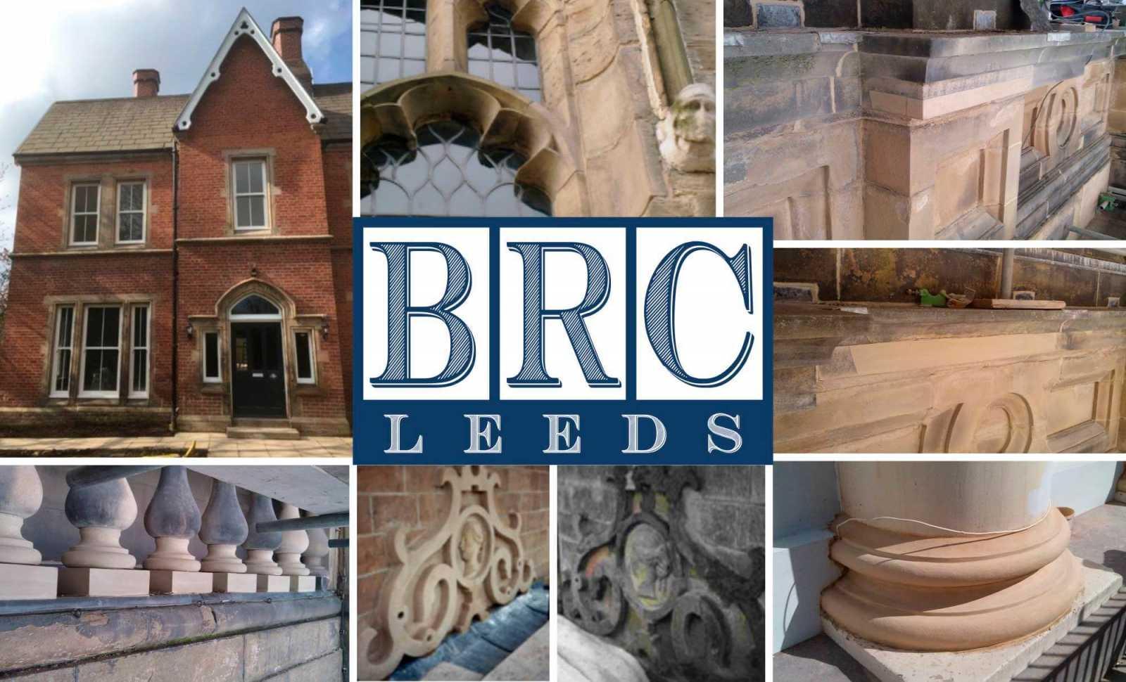 BRC Postcard Stone Repairs
